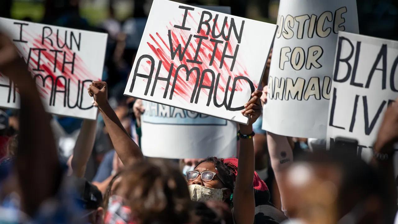 ahmaud-arbery-protest