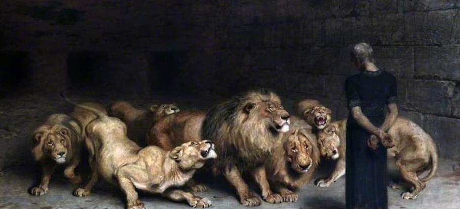 Daniel-Lion-Den-Defy-Govt
