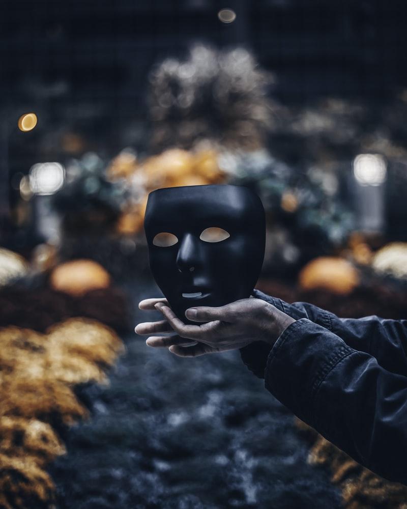 Hypocrite Mask